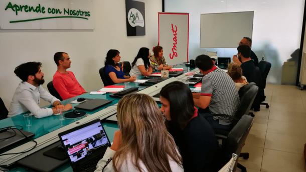 Desayuno Cooperativo Smart Sevilla 20190430: Construyendo el proyecto Smart