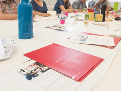 Café-Ecuentro Cooperativo en LA HARINERA