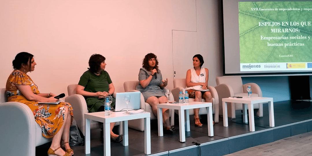 XVII Encuentro de emprendoras y empresarias de la Fundación Mujeres