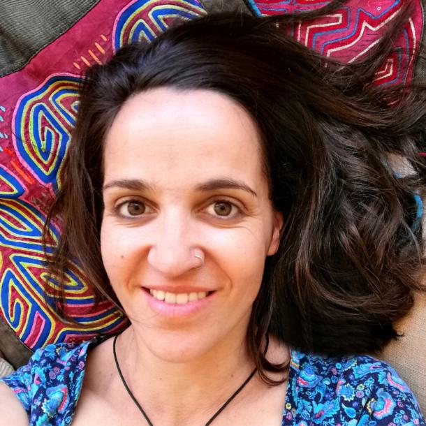 Agnès Mateu ilustradora, pintora, diseñadora gráfica